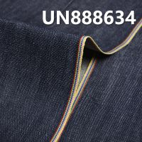 "UN888634 Cotton Spandex twill Selvedge Denim 32/33"" 10oz"