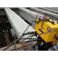 hydraulic wall saw