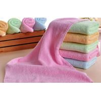 cheap price colour yarn dyed jacquard cotton bath towels
