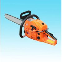 gasoline chain saw/cutting trees saw thumbnail image