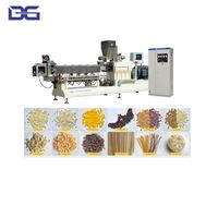 Broken rice reused artificial rice making machine fortified rice production line
