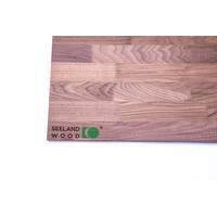 American black walnut finger joint panel