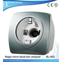 3D skin scanner machine best sell facial skin analyzer equipment