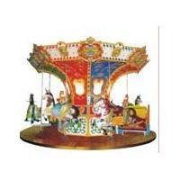 amuesement park kid ride-carousel