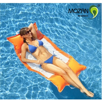 Pool bean bag bed floating Waterproof bean bag long youth