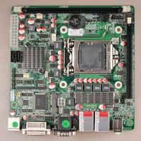 H61 Chipset LGA1155 socket MINI-ITX industrial  Motherboard H61ZX ,PS2+DVI+2*COM+2*LAN+6*USB,2*MINI- thumbnail image