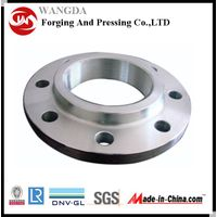 Atsm Carbon Steel Heat Exchanger Tube Sheet Flange