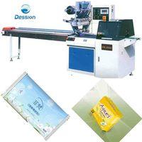 Daily Supplies Packaging Machine/ Sanitary Towel Packer/Tissue Packaging Machine
