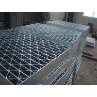 customized heavy duty type magic steel grating for Korea market