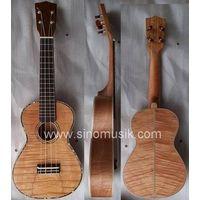 All Solid Maple Wood Soprano Ukulele