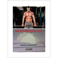 Methandrostenolone Steroid CAS 72-63-9 Bodybuilding