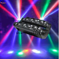 810W RGBW Stage LED Spider Beam Light Bar Light for Disco Party thumbnail image