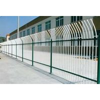 Galvanized Tubular Steel Fencing