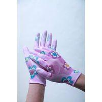 13g polyester PU working glove