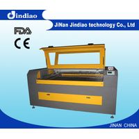 double heads CO2 laser engraving machine