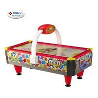 Amusement coin operated air hockey game ICE-M008A