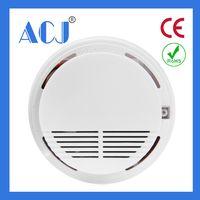 Wireless smoke detector fire alarm home usage thumbnail image