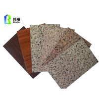 PVDF/PE aluminum composite panel for outdoor decoration