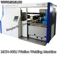 400KN Continuous-drive Friction Welding Machine