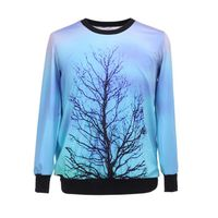 Sublimation Customized Design Wholesale Camo Hoodie Sweatshirt