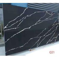 black quartz slabs