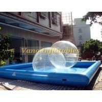 Inflatable Pool, Balls Pool, Inflatable Water Pool thumbnail image