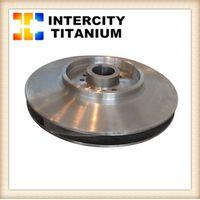 titanium pump impeller titanium investment casting process in china thumbnail image