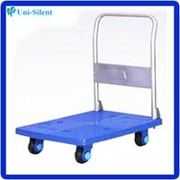 four wheels shopping cart shopping trolley luggage