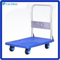 four wheels shopping cart shopping trolley luggage thumbnail image
