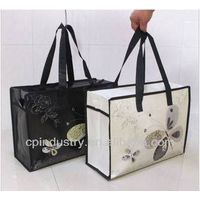 New style zip-lock shopping bag