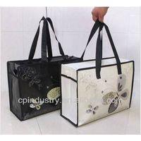 New style zip-lock shopping bag
