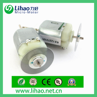 HFK-130RA SA MICRO MOTOR FOR MASSAGING PRODUCT