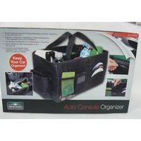 Auto Organizer Folding Car Trunk Organizer Car Console Organizer