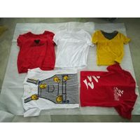 ladies short T-shirts