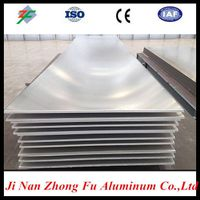 Aluminum sheet type and 0-H112 temper surface treatment aluminum sheet