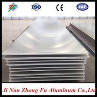 Aluminum sheet type and 0-H112 temper surface treatment aluminum sheet