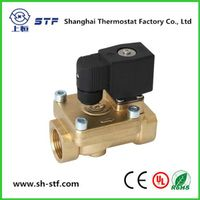Shanghai Thermostat Factory Co Ltd Solenoid Valve