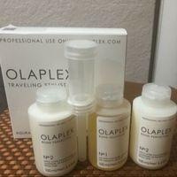 Olaplex Traveling Stylist Kit For All Hair Types- Olaplex no 1 2 3 4 Olaplex hair perfector no.3 thumbnail image