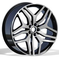 22X9.5 Replica car alloy wheels