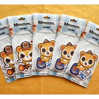 Customized Printed Paper Air Freshener for promotion