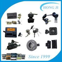 Guangzhou Latest Type Bus Locks King Long Door Lock Parts Cabin Door Lock