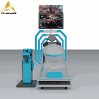 Virtual Reality Car Racing Simulator