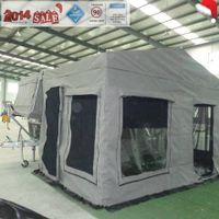 2014 style hard floor camper trailer