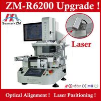CCD alignment system precise bga rework station ZM-R6200