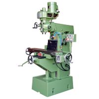 Vertical horizontal milling machine G1A - LIAN JENG CORP.