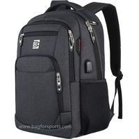 Laptop Backpack Business Travel Anti Theft Slim Durable Laptops Backpack with USB Charging Port,Wate thumbnail image