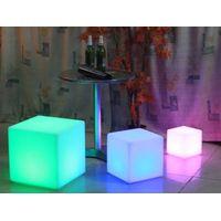 Multifunction Furniture LED Party/Bar Mood Light Cube /Landscape Lamp/ Led Chair /Led Cube /Led Sofa thumbnail image
