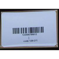 Barcode card thumbnail image
