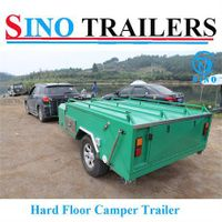 Sino Customized Travel Camper Trailers thumbnail image