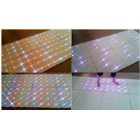 RGB LED portable twinkling sparkling star lite dance floor